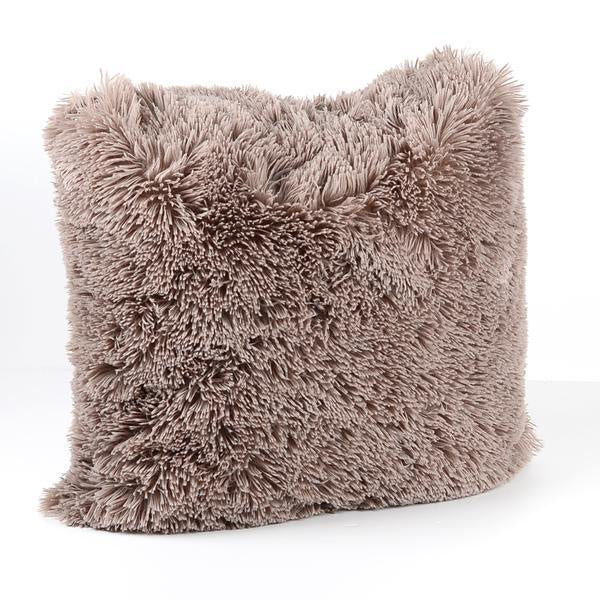 CUDDLY CUSHION COVER NATURAL
