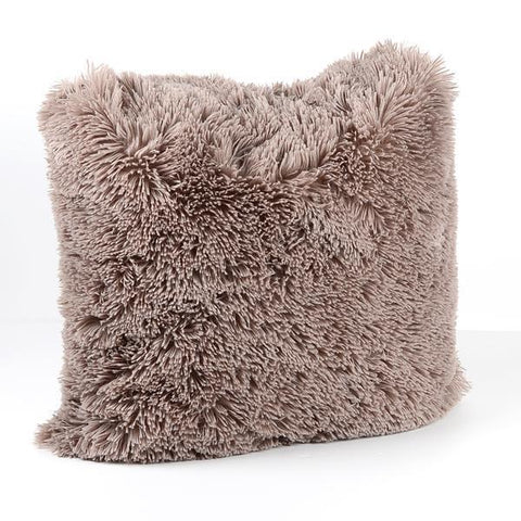 CUDDLY CUSHION COVER - NATURAL