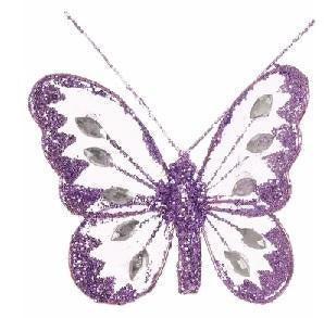 BUTTERFLY X6 MESH LILAC