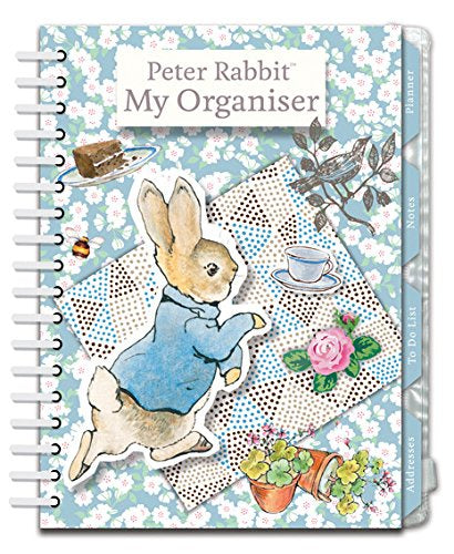 PETER RABBIT INDEX ORGANISER