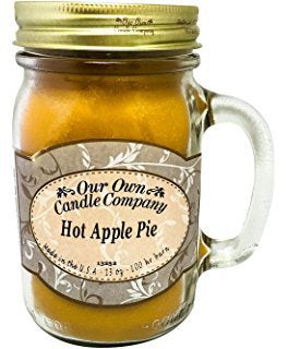 LARGE MASON HOT APPLE PIE
