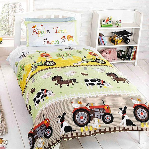 APPLE TREE FARM KIDS DUVET SET