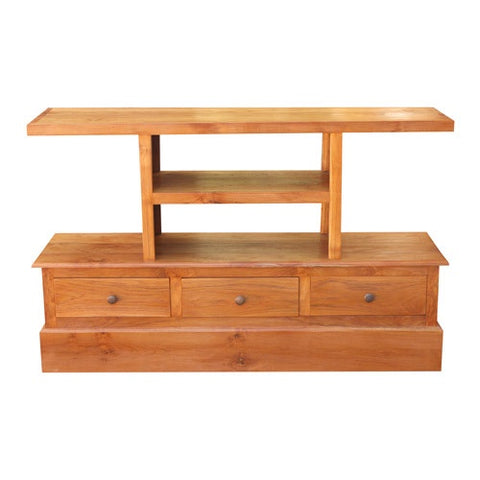 TVC SIMPLE TEAK WAS 195.00