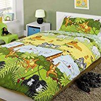 CHEEKY MONKEY KIDS DUVET SET