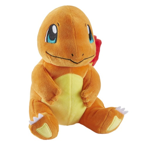 "POKEMON 8"" SOFT CHARMANDER SITTING"