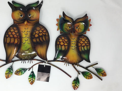 DOUBLE OWL WALL