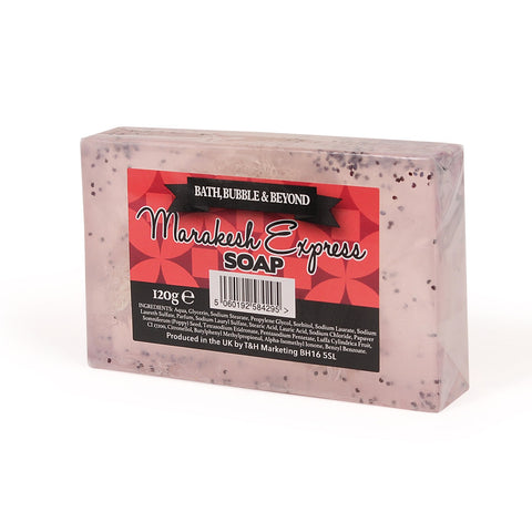 MARAKESH EXPRESS SOAP