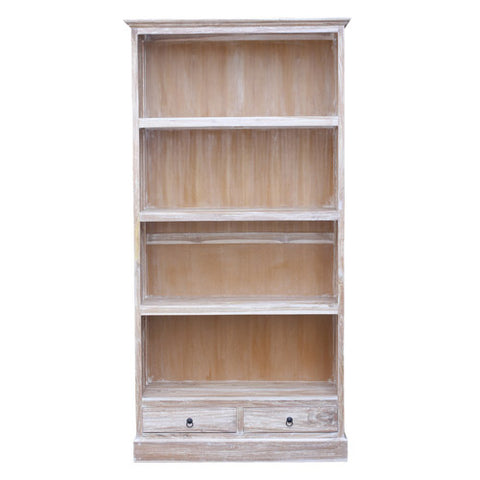 RWW LARGE BARRED BOOKCASE