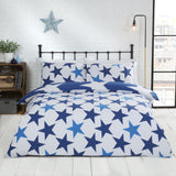 ALL STARS BLUE SINGLE + 1 PILLOWCASE