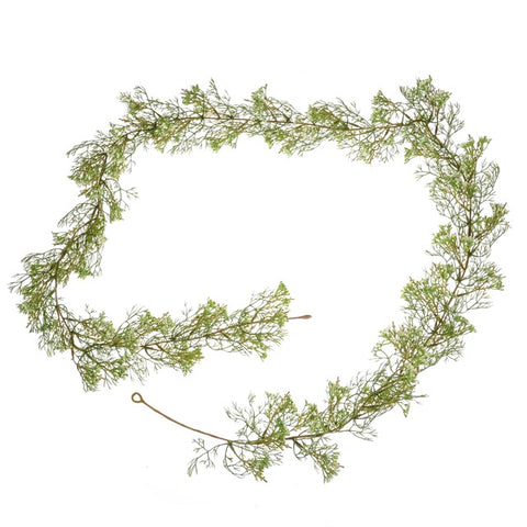 ELDERFLOWER GARLAND - CREAM