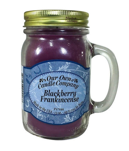 LARGE MASON BLACKBERRY FRANKINCENSE