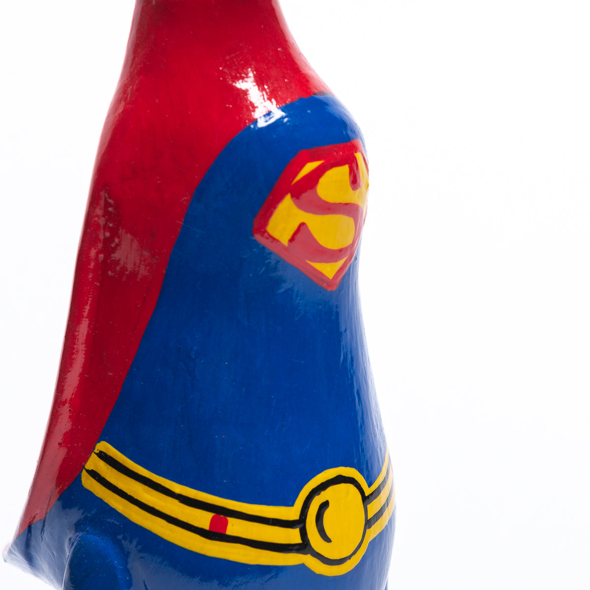SUPER HERO DUCK SUPERMAN 35CMS