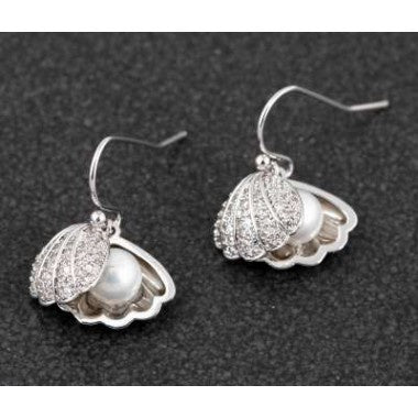 294496 SEASHORE PEARL EARRINGS