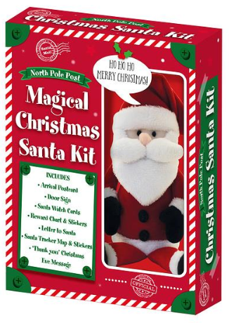 MAGICAL CHRISTMAS SANTA KIT