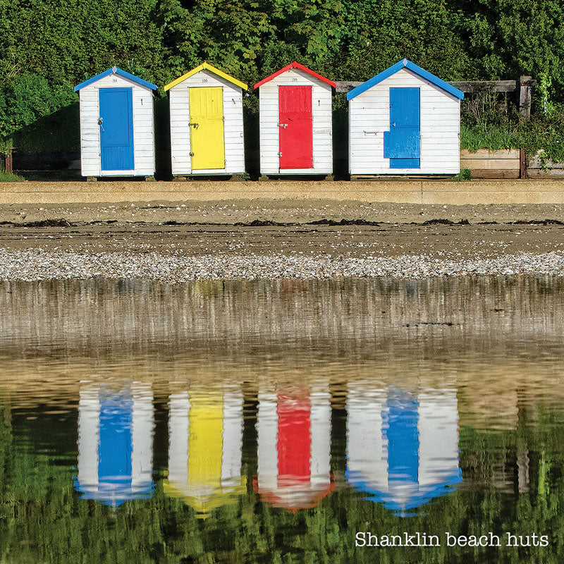 COASTER SHANKLIN BEACH HUTS