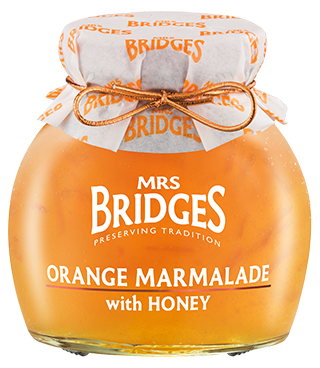 ORANGE AND HONEY MARMALADE