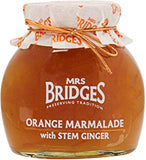 ORANGE MARMALADE AND STEM GINGER