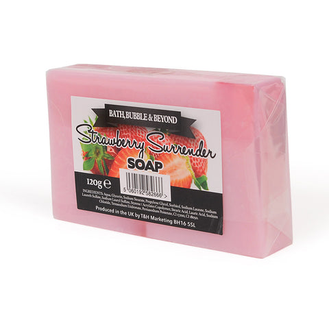 STRAWBERRY SURRENDER SOAP