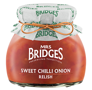 SWEET  CHILLI ONION RELISH