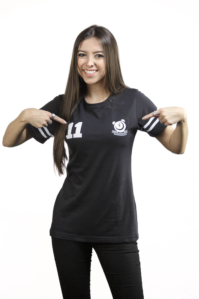 Camiseta OFICIAL TEAM DD11 Baby Look