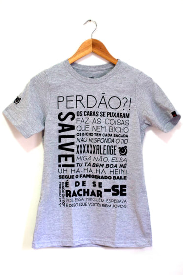 Camiseta DD11 BORDÕES Baby Look