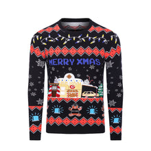 Gingerbreadhouse Xmas Sweater Unisex - Polizeimemesshop