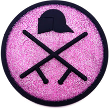 Riot Police Girls Rubber Patch