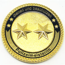 Polizeimeister/in Coin - Polizeimemesshop