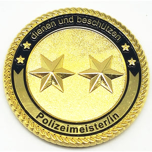 Polizeimeister/in Coin