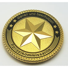 Polizeikommissar/in Coin - Polizeimemesshop
