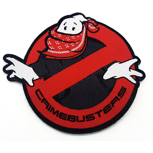 Crimebusters Textil Patch