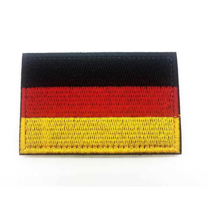 Deutschland Flagge Textil Patch