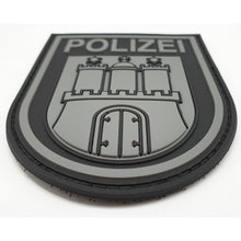 "Polizei Hamburg ""Black Ops"" Patch - Polizeimemesshop"