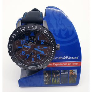 Smith & Wesson Calibrator Uhr - Polizeimemesshop