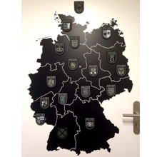 "Polizei ""Black Ops "" Rubberpatches Komplettset mit 17 Patches"