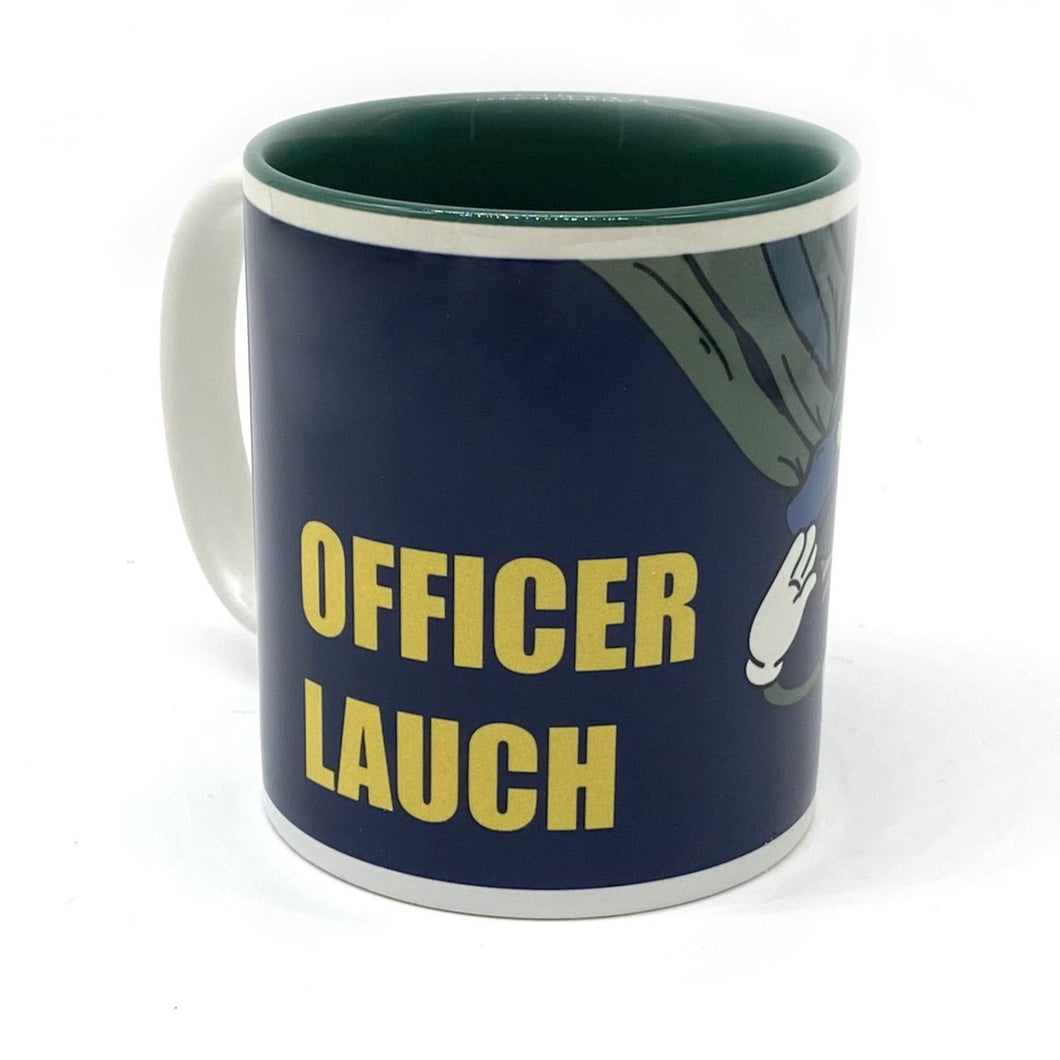 Officer Lauch Tasse