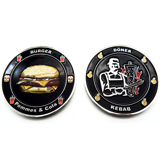 Döner / Burger Fun Coin