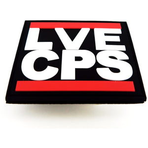 LVECPS 3D Rubber Patch