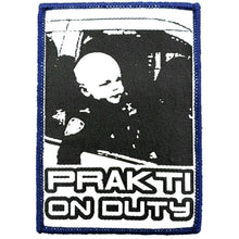 Prakti On Duty Textil Patch