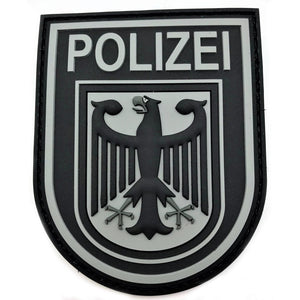 "Bundespolizei ""Black Ops"" Patch - Gears & Patches GmbH"