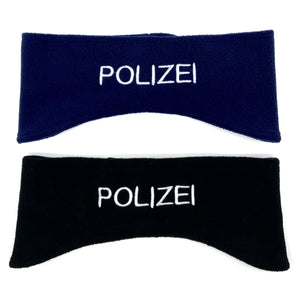 Polizei Winter Stirnbänder