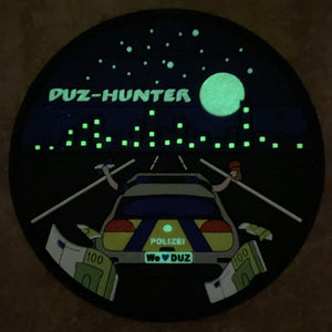 DUZ-Hunter Rubber Patch