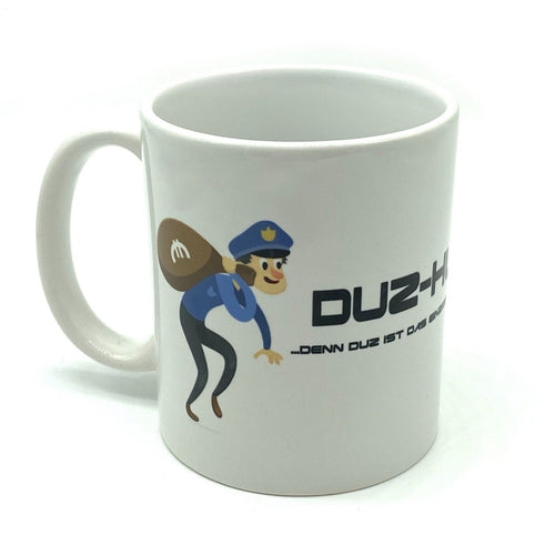 DUZ Hunter Tasse