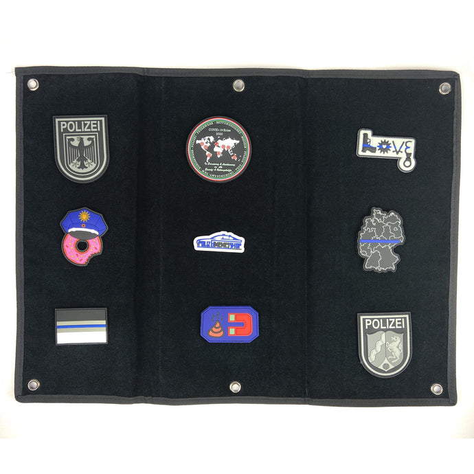 Patch Klettmatte - Polizeimemesshop