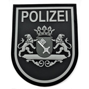 "Polizei Hansestadt Bremen ""Black Ops"" Patch"