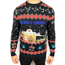Gingerbreadhouse Xmas Sweater Unisex
