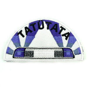 Tatütata Textil Patch
