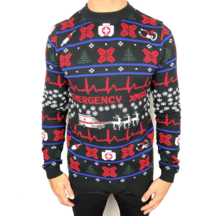 Emergency Xmas Sweater Unisex