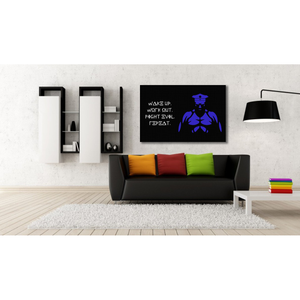 Fight Evil - Polizeimemesshop
