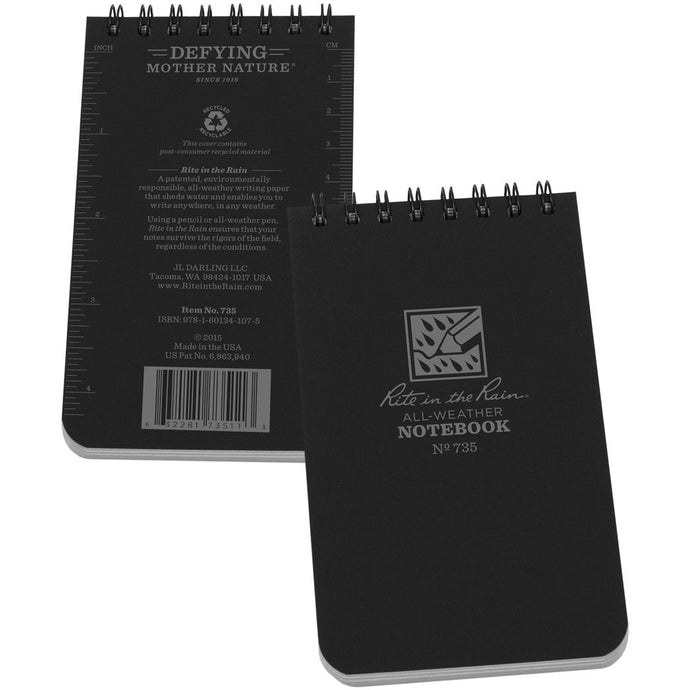 Rite in the Rain Tactical Notebook 3